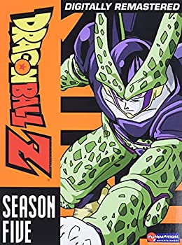 Dragon Ball Z - Season 5  Perfect and Imperfect Cell Sagas