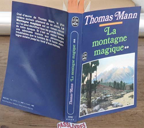 LA MONTAGNE MAGIQUE.TOME 2
