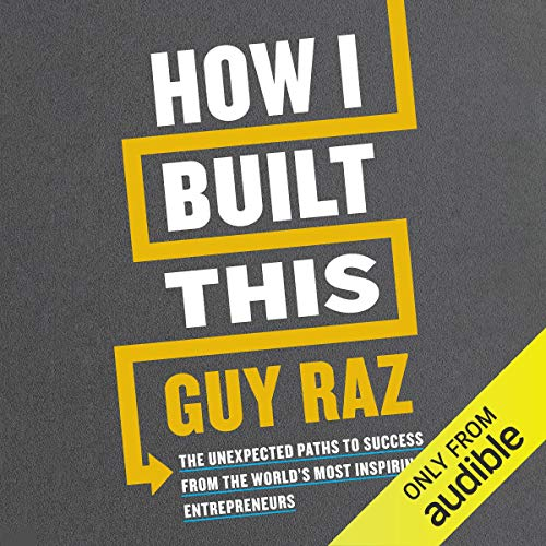 Page de couverture de How I Built This