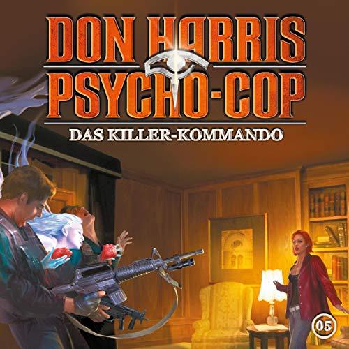 Das Killer-Kommando Titelbild