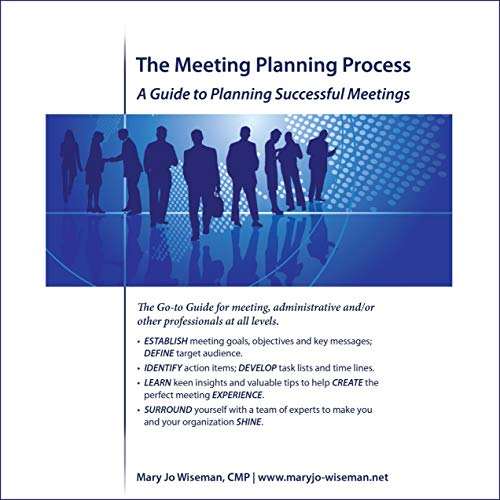 The Meeting Planning Process audiobook cover art