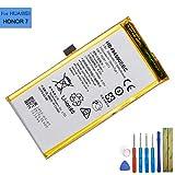 E-yiiviil HB494590EBC Batterie de Rechange Compatible avec Huawei Honor 7 Huawei...