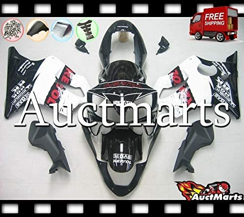 Auctmarts Ranking Popular brand in the world TOP9 Injection Fairing Kit ABS Bodywork Plastics with FREE