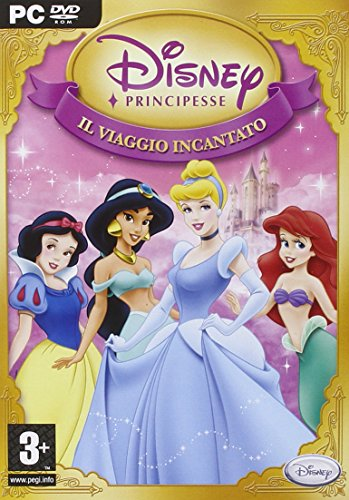 Disney Princess - Juego (PC, PC, Aventura, RP (Clasificación pendiente), DVD-ROM)