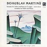 Martinu Sons.Violin Piano