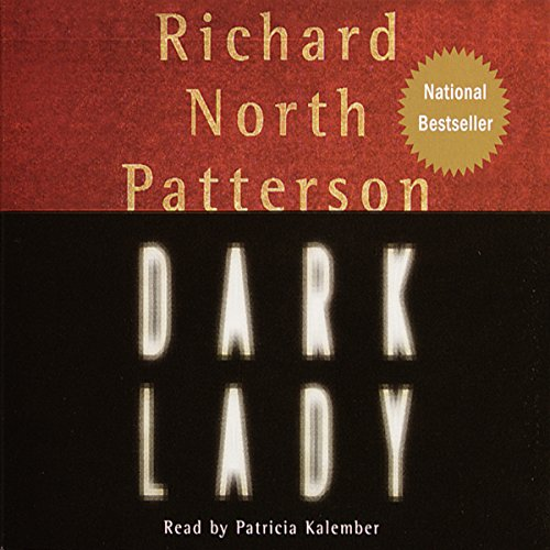 Dark Lady audiobook cover art