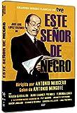 Este señor de negro [DVD]