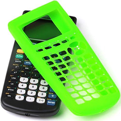 Guerrilla Silicone Case for Texas Instruments TI-83 Plus Graphing Calculator, Green Photo #5