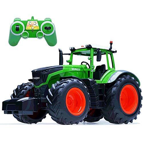 RC granja del camión tractor 2.4G control remoto Dump Trailer / Rake...