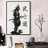 Puzzle 1000 piezas Samurai Japanese Anime Art Moda puzzle 1000...