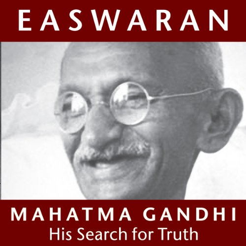 Mahatma Gandhi audiobook cover art
