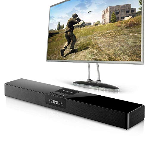 Cheapest Prices! DBGS Soundbar 4000Mah Column Wireless Bluetooth Speaker TV Soundbar Stereo Home The...