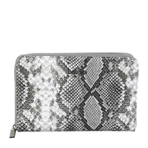 Boscha Wallet XXL Geldbörse, Damen, 20,5x2,5x14, Grey, BO-LP3685-016