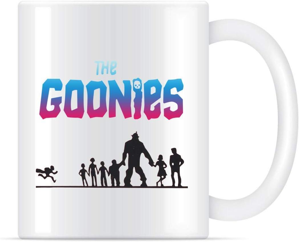The Goonies Silhouette Mug