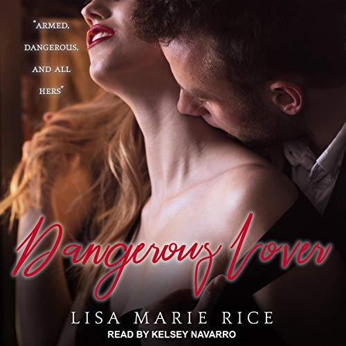 Dangerous Lover audiobook cover art