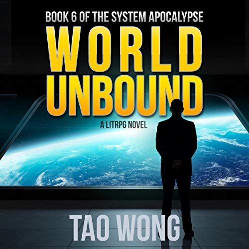 World Unbound audiobook cover art