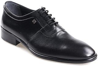 Fosco 9592 Neolit Taban Siyah Erkek (39-45) Klasik Ayakkabı