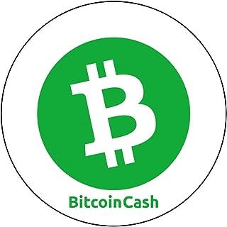 BitcoinCash缶バッジ シリーズC コファ COFA(A2-008) (58㎜)