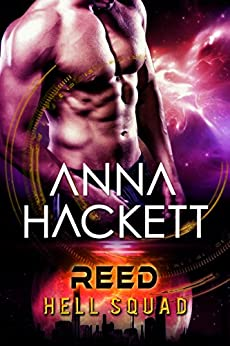 Reed: Scifi Alien Invasion Romance (Hell Squad Book 4) by [Anna Hackett]