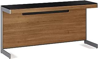 BDI 6002 WL Sequel Desk Return, Natural Walnut