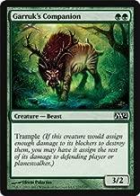 Magic: the Gathering - Garruk's Companion - Magic 2012 - Foil