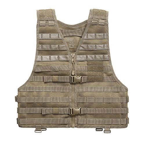 5.11 LBE Tactical Vest with MOLLE for Paintball...