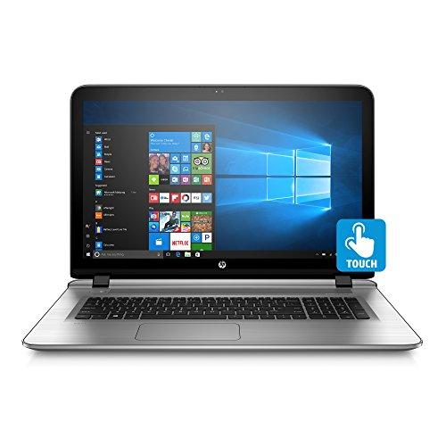 HP Envy 17-inch Laptop, Intel Core i7-7500U, NVIDIA GeForce 940MX, 16GB RAM, 1TB Hard Drive,...