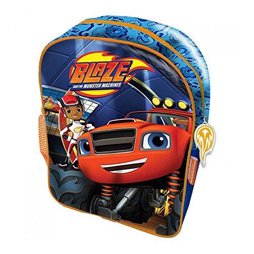 Blaze and The Monster Machine MC-06-BZ Mochila Infantil