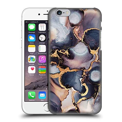 Head Case Designs Oficial Elisabeth Fredriksson Tinta de ensueño Brillos Carcasa rígida Compatible con Apple iPhone 6 / iPhone 6s