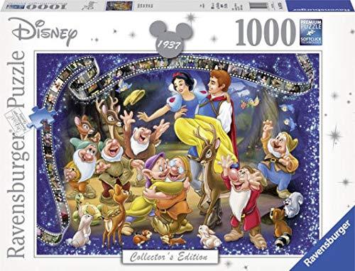6746 ディズニー 白雪姫 ジグソーパズル パズル 1000ピース  Disney Classics Snow White Puzzle [並行輸入品]