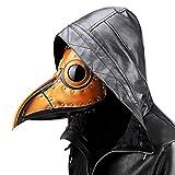 YGSYSC Steampunk Plague Doctor Bird Mask, MScara De Disfraces De...
