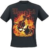 Mercyful Fate Don't Break The Oath Camiseta Negro L