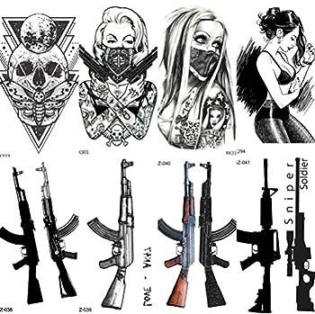 Best gangsta tattoo Reviews