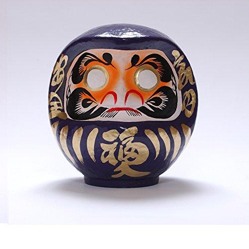 JAPAN CRAFT: LUCKY DOLL – Daruma, tamaño 2, color morado – ADVANCEMENTE EN CAREER