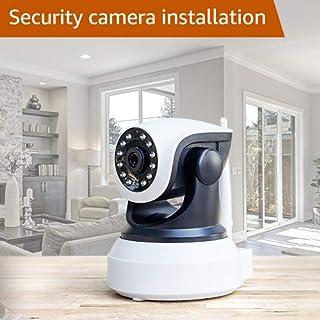 Smart Security Camera Installation