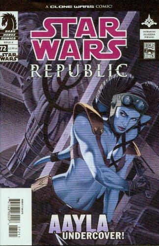 Star Wars Republic #72 Aayla Undercover