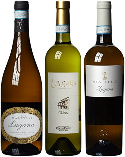Weinpaket Lugana Albarone Malavasi Pratello Bio (3 x 0.75 l)