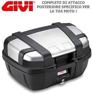 Givi SR19 Portapacchi per Monokey Nero Taglia 40