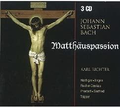 St. Matthew Passion 1958