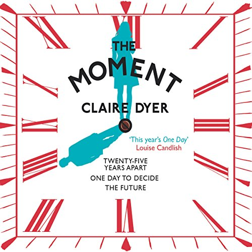 The Moment audiobook cover art