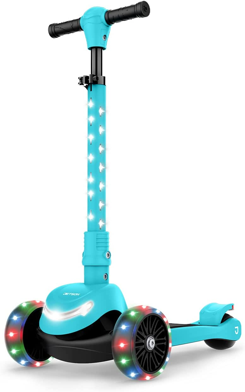 Jetson Jupiter Kick El Paso Mall Scooter for LED Adju Kids Light-up service