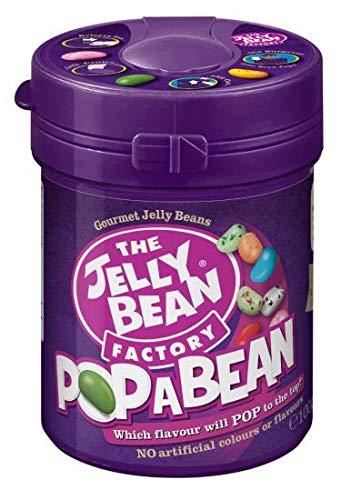 The Jelly Bean Factory Pop A Bean – Doos 4 stuks x 100 gram