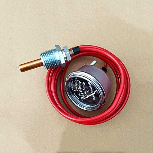 Interruptor de vacío con sensor de temperatura para compresor de aire de tornillo Sullair (02250136-694)
