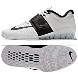Nike Unisex-Erwachsene Romaleos 3 Gymnastikschuhe, Weiß (White/Black 101), 46 EU