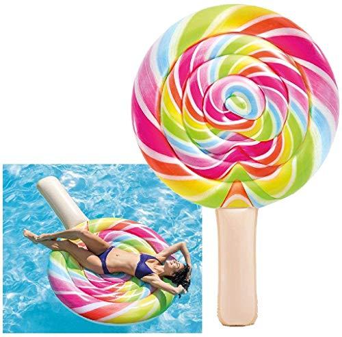 Materassino Gonfiabile Lollipop 208x135 cm Intex 58753