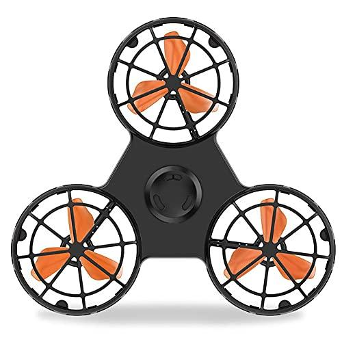 XER Flynova Mini Drone OVNI Drone para Niños Flying Toy RC Flying Ball, Rotación Acrobática De 360 Grados Luces LED para Volar para Niños, Niñas, Adultos, Oficina, Hogar, Descompresión