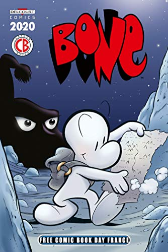 Free comic book day 2020 - Bone (French Edition)