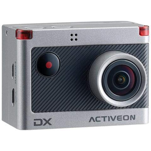 ACTIVEON DX 12MP Full HD CMOS WLAN 757g Actionsport-Kamera - Actionsport-Kameras (Full HD, 1920 x 1080 Pixel, 60 fps, 1280 x 720,1280 x 960,1920 x 1080 Pixel, 1080p, 16:9)