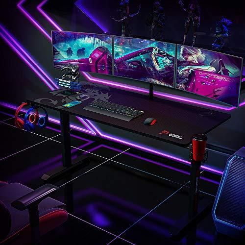 Seven Warrior Multi Gaming Schreibtisch
