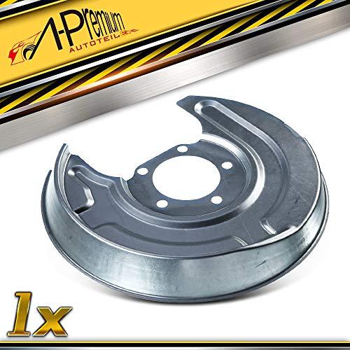 Deckblech Spritzblech Ankerblech Bremsscheibe Hinten Links für Passat 3B 4B C5 Superb I 1996-2008 8E0615611C